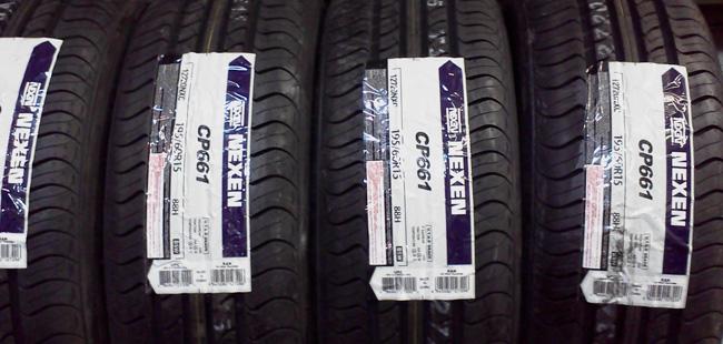 Nexen Tire Special in Hamilton