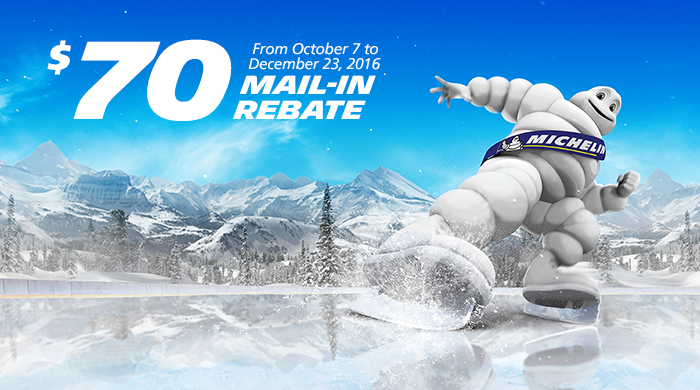 Michelin Fall 2016 Promotion | Tirehaus | New and Used Tires and Rims