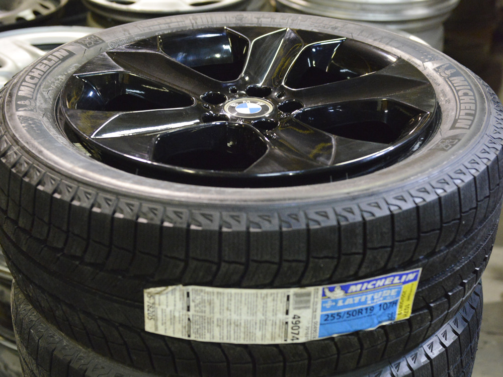 BMW X6 rims and tires for sale