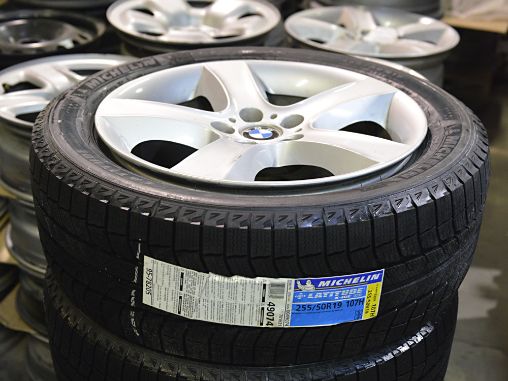 Bmw X5 Rims And Michelin 255 50 19 Tires Sold Tirehaus