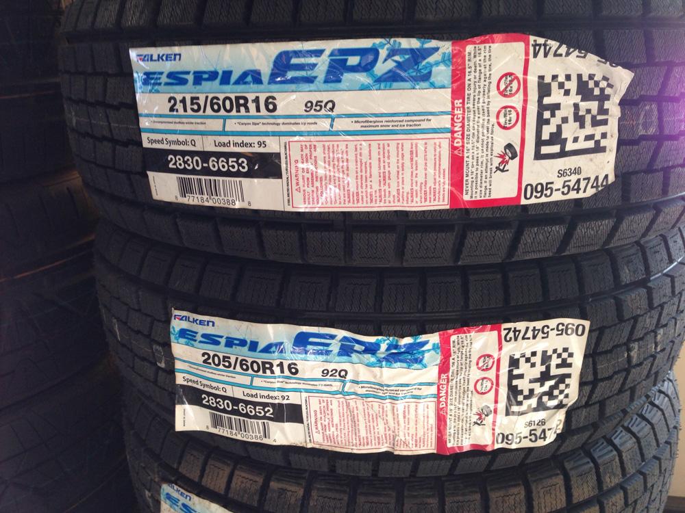 Falken Winter Tire Sale