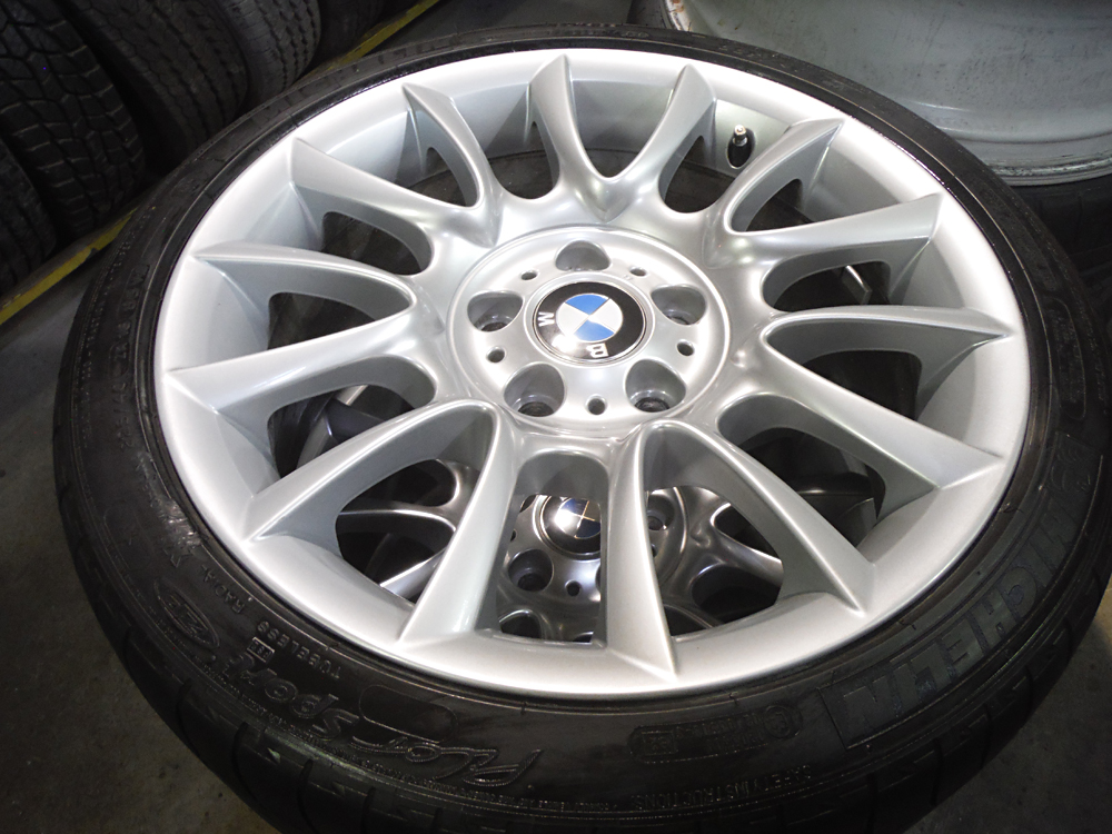 BMW rims and tires for sale in hamilton
