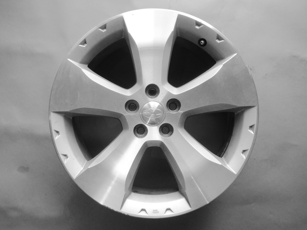 subaru 17 inch rims for same