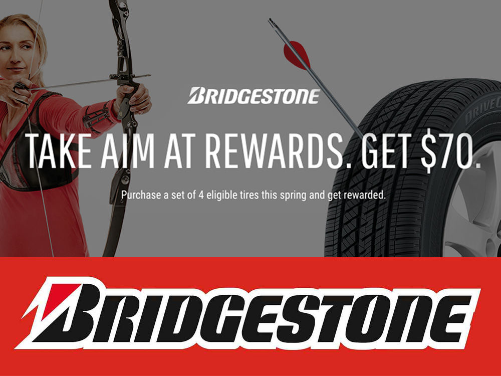 bridgestone tire sale 2017