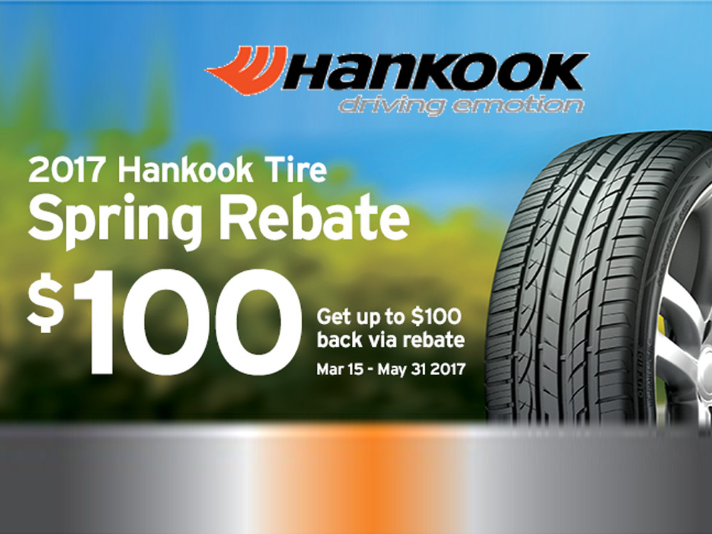 hankook tire sale