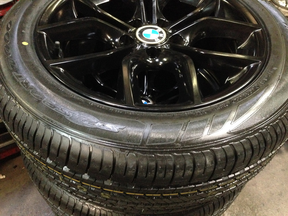 bmw x3 rims and tires for sale