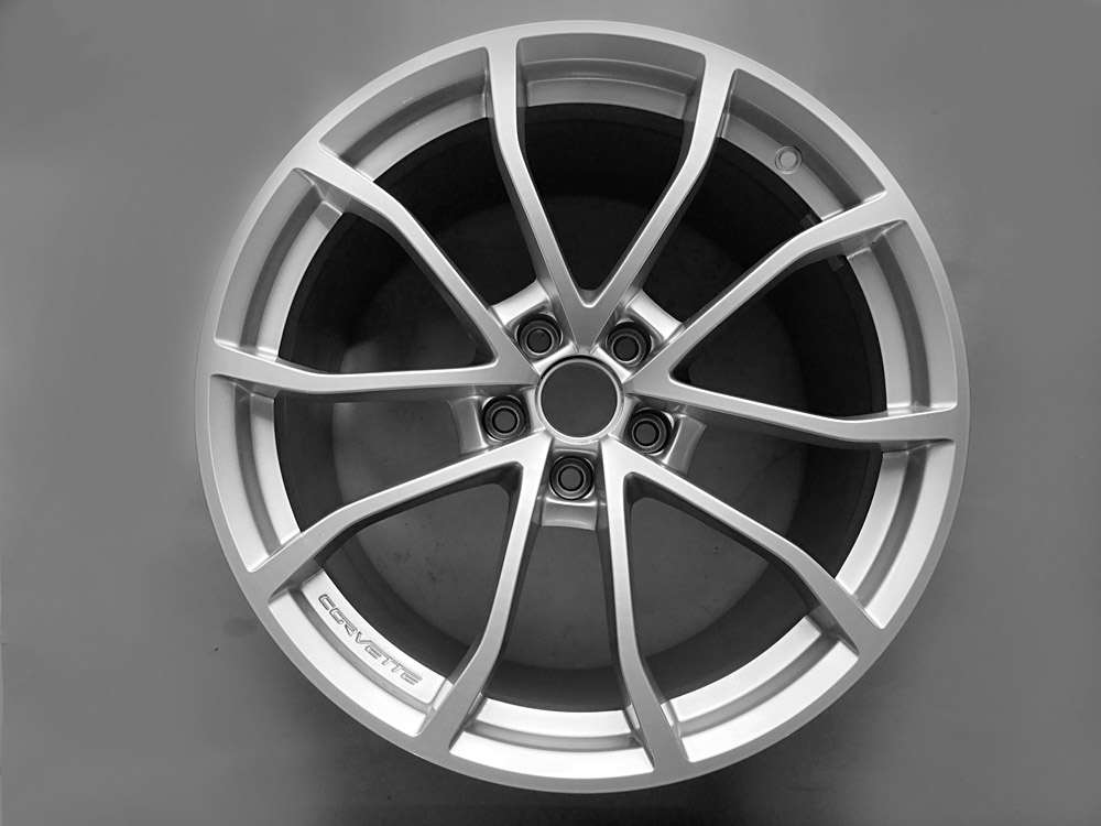 Chevrolet Corvette Rims Original 19 inch 20 inch