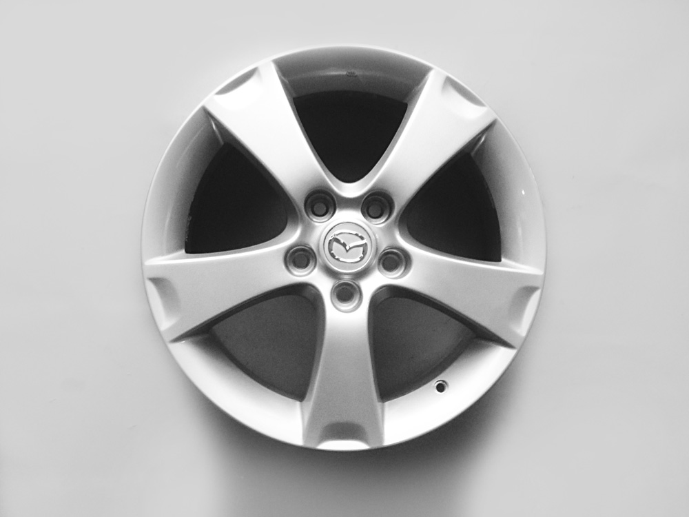 mazda 17 inch original rims for sale