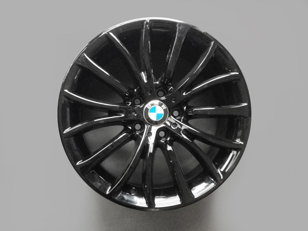 BMW 18 inch oem rim