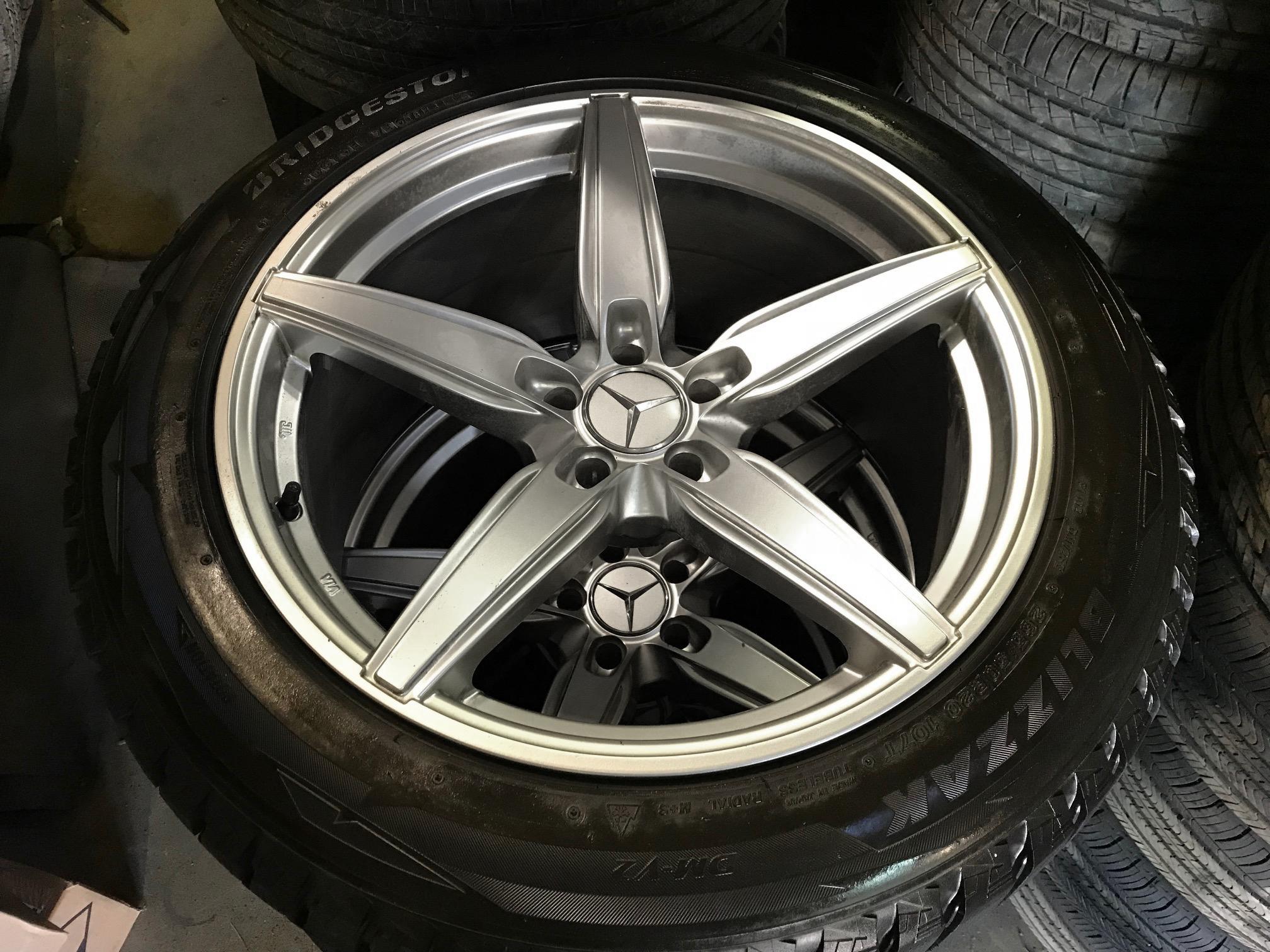 Mercedes GL 20