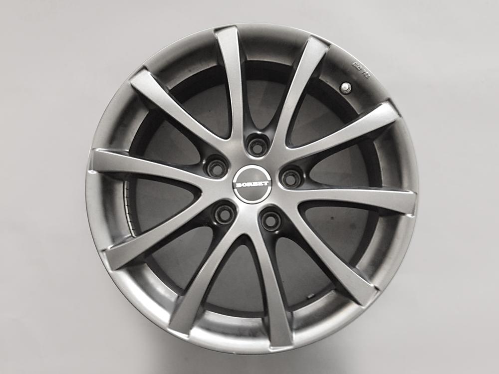 BMW Borber 17 inch rims