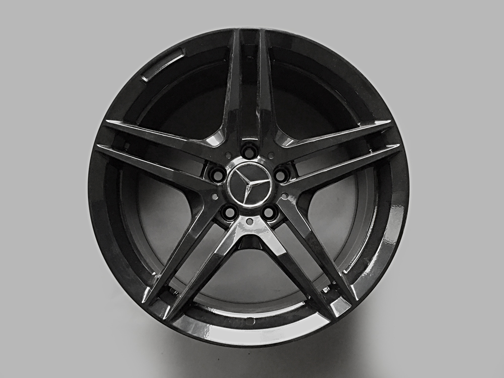 Mercedes Replika 18 inch rims