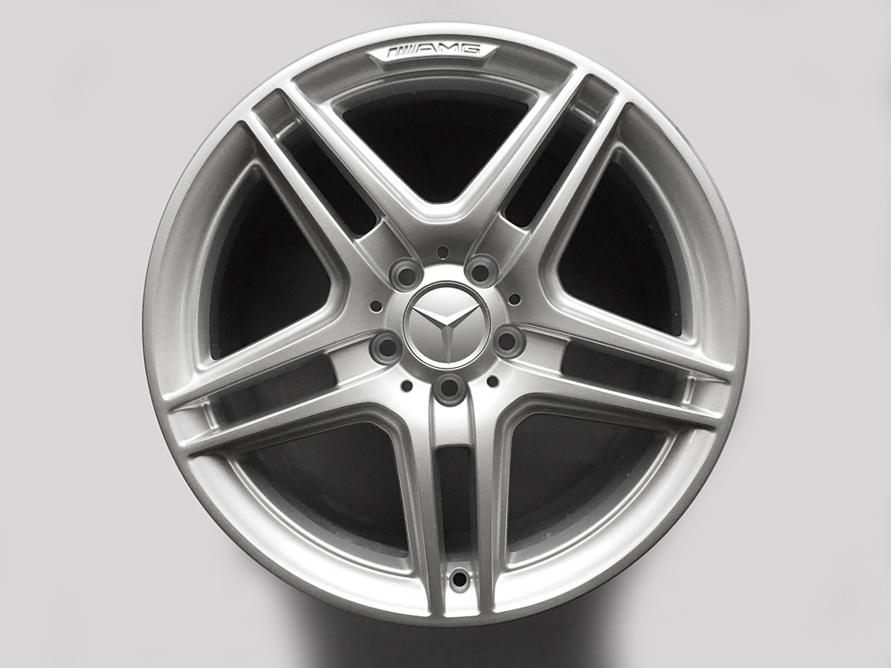 Mercedes e-class 18 inch oem rims for sale