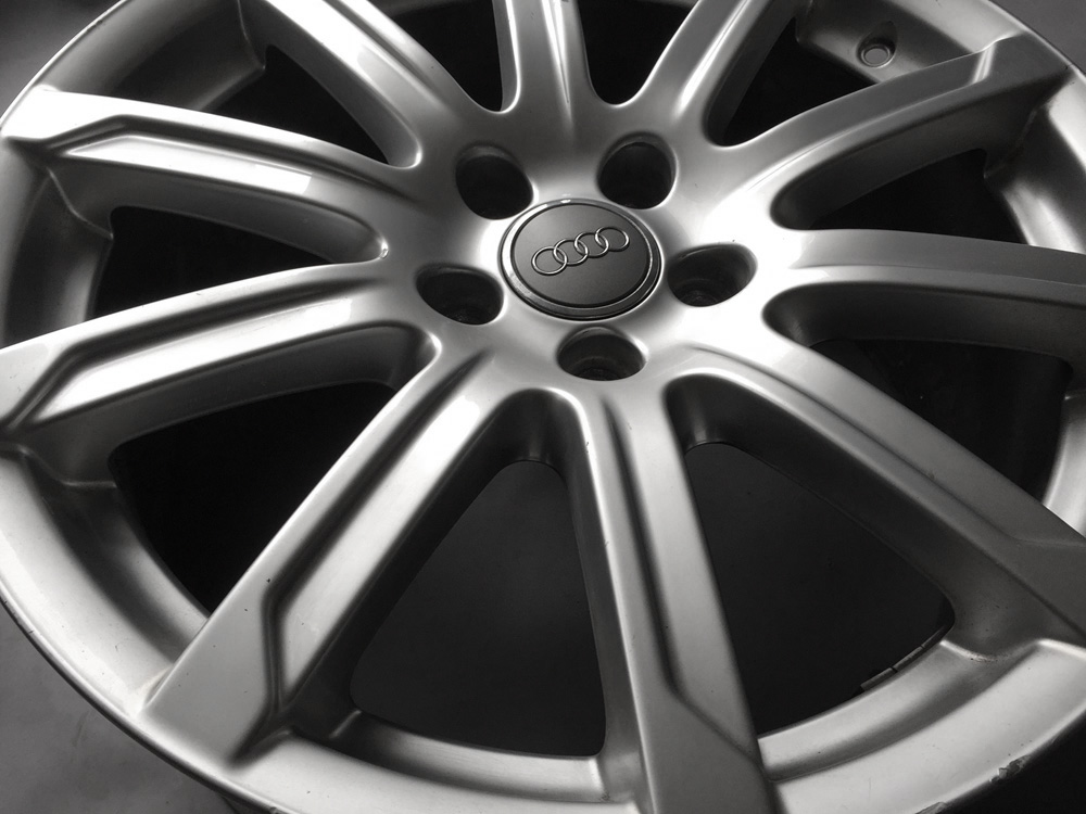 audi oem 18 inch rims for sale