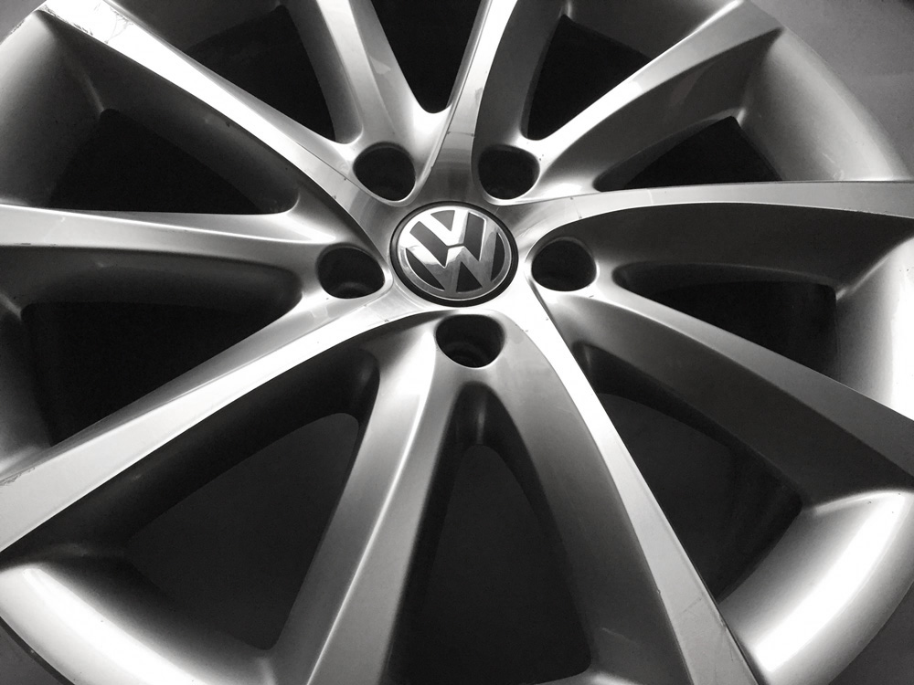 vw audi 18 inch silver rims for sale
