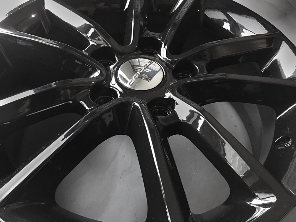 Dodge Caravan Journey 17 inch oem rims for sale