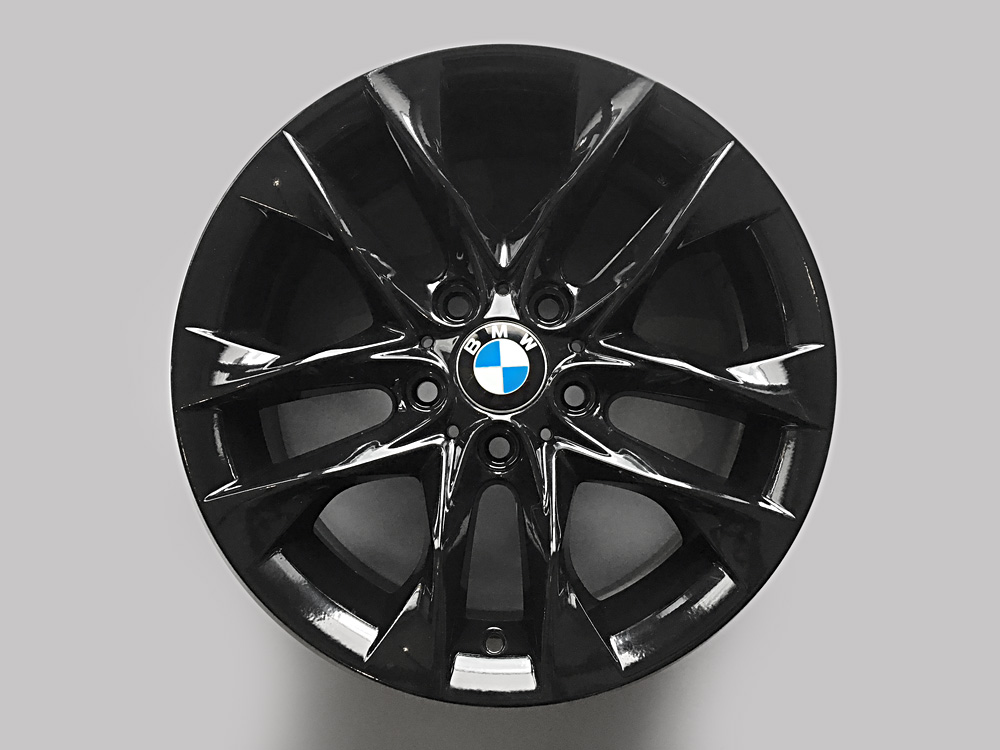 bmw oem 17inch rims for sale