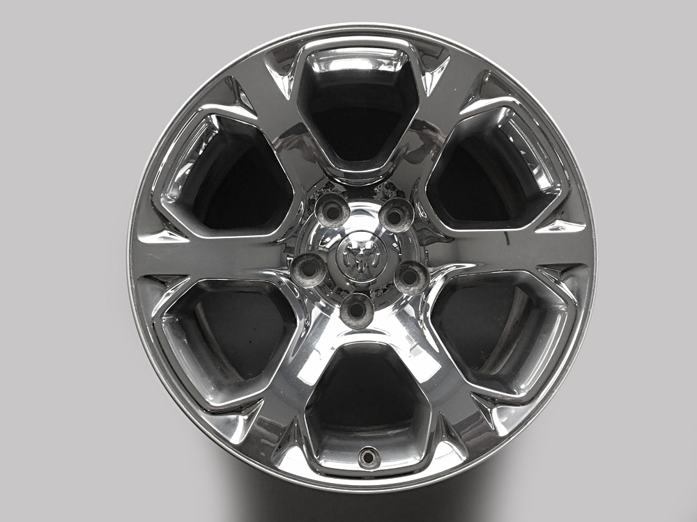 20 inch oem Dodge RAM chrome rims for sale