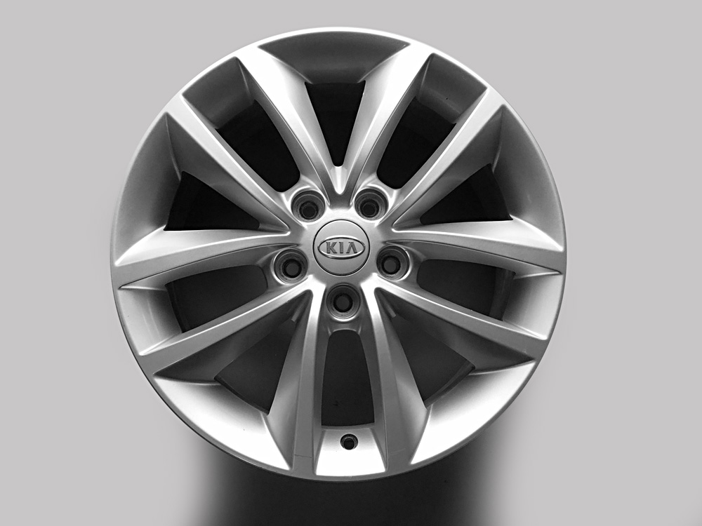 kia 17 inch oem rims for sale