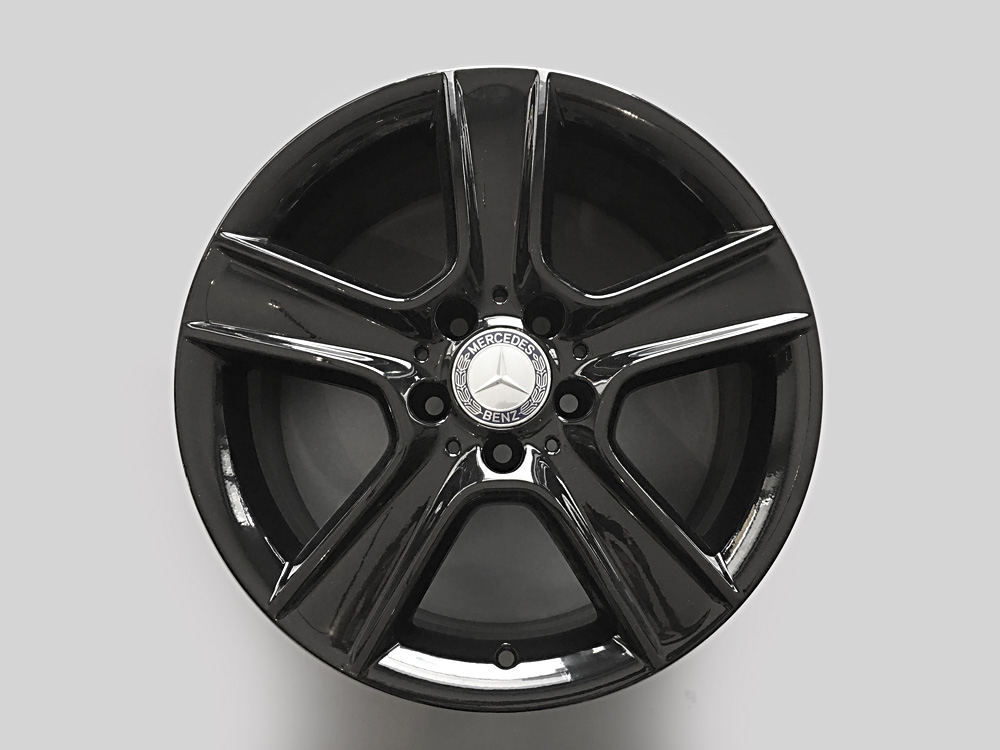 mercedes original 17 inch rims for sale