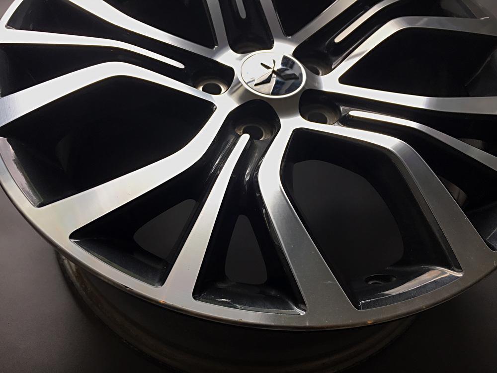 18 inch Mitsubishi OEM rims
