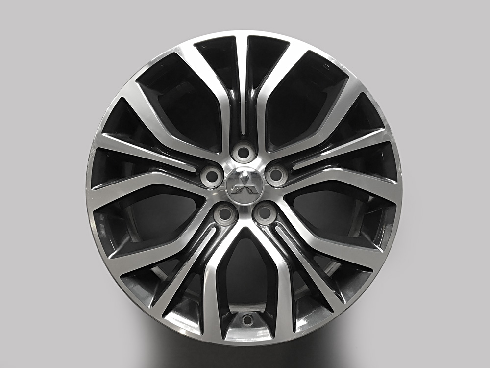 18 inch oem mitsubishi rims for sale