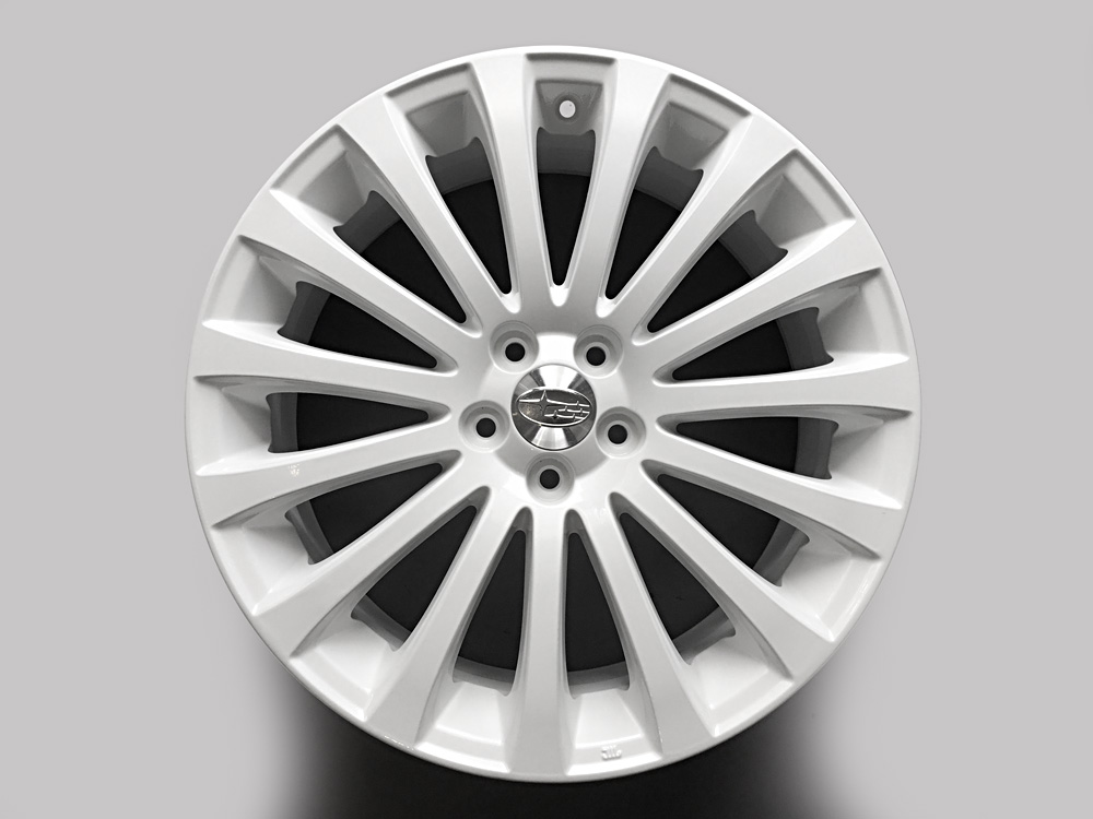 subaru 18 inch used rims for sale