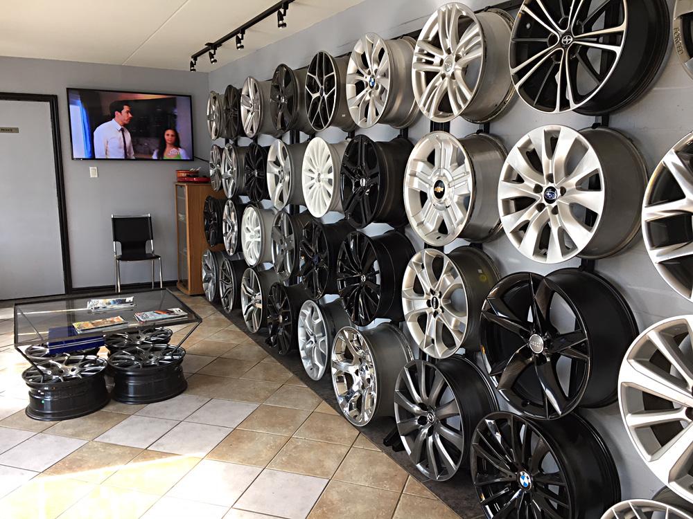 OEM rim repairs and sales
