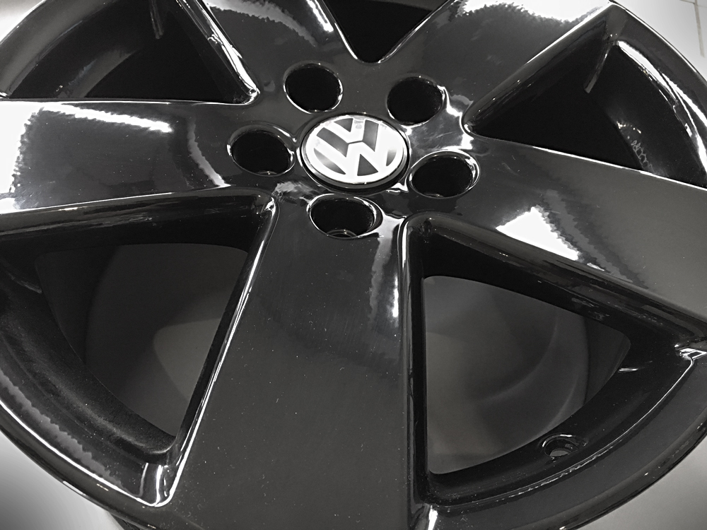 original vw 17 inch used rims for sale
