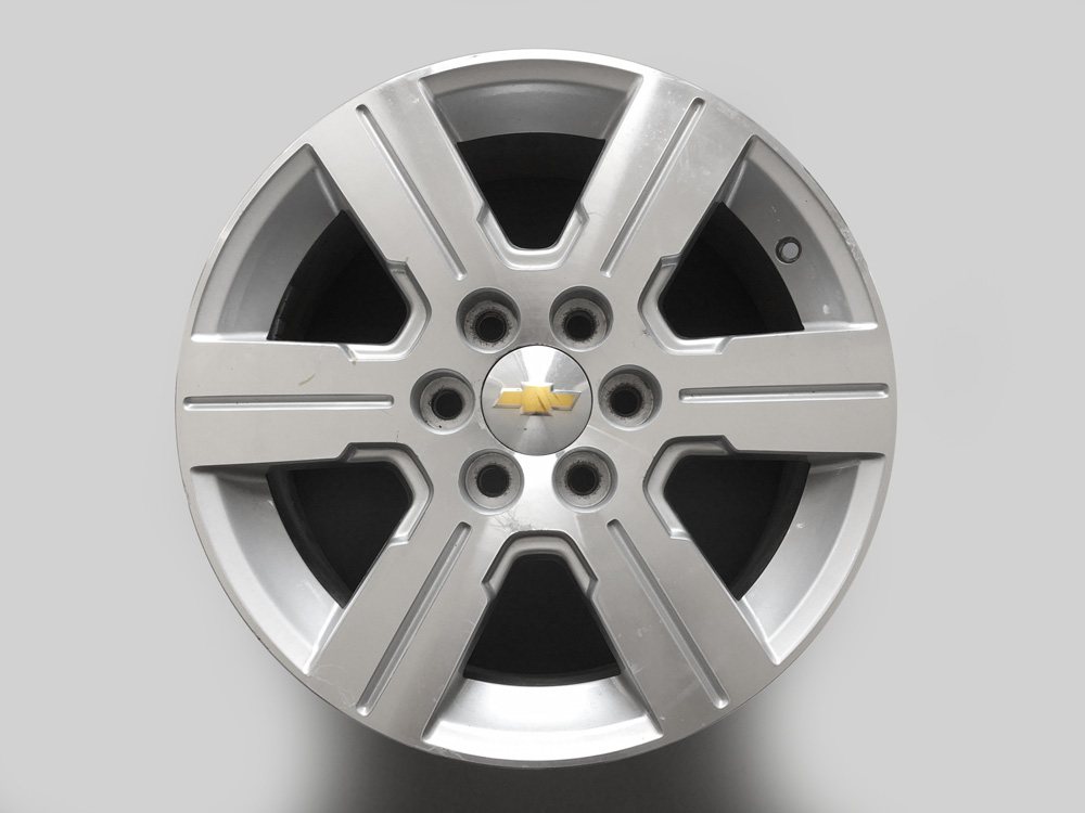 18inch chevy traverse oem rims for sale