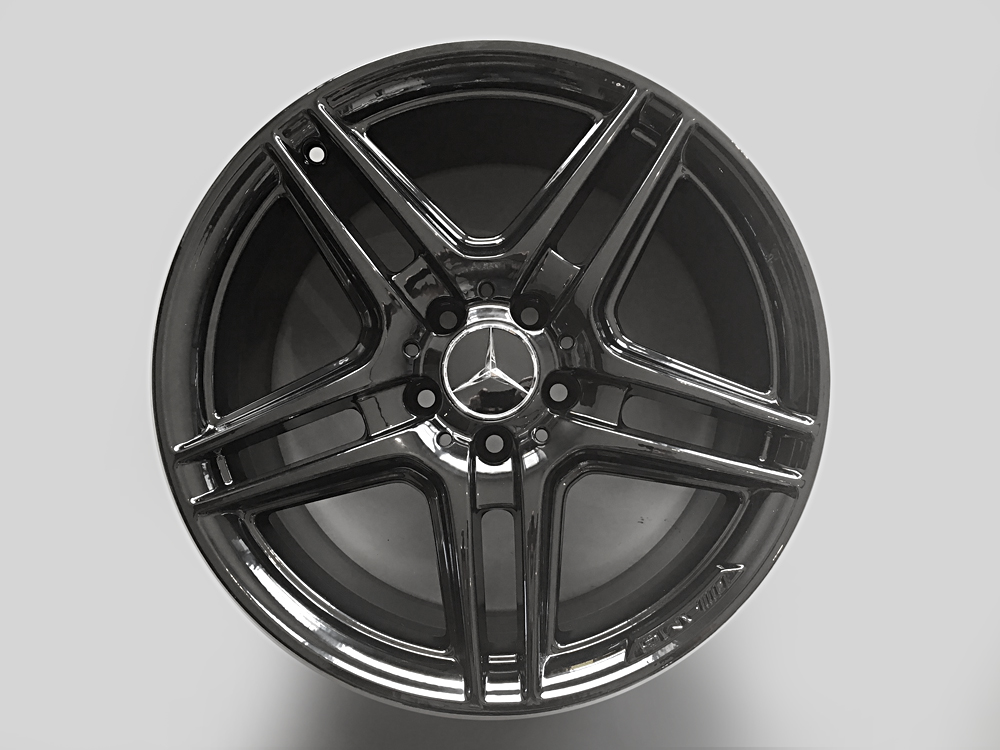 mercedes 18 inch original c300 rims