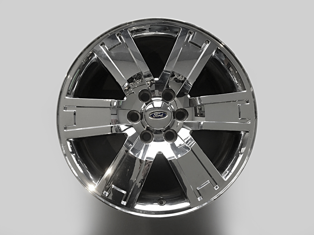 ford f150 chrome rims for sale