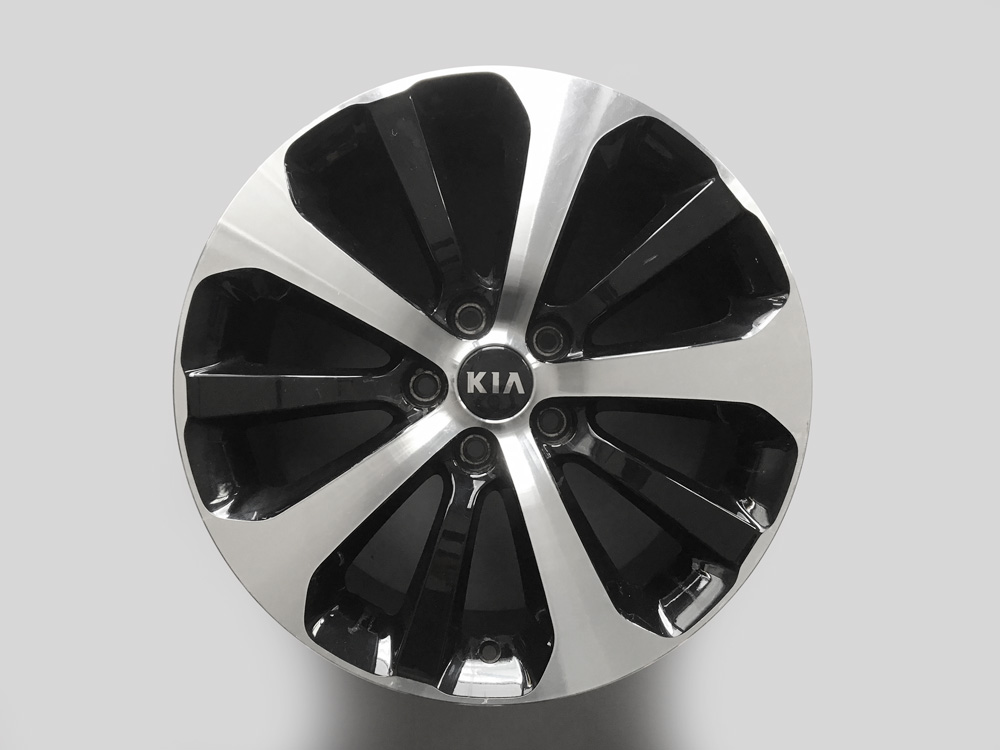 kia hyundai 18 inch alloy rims for sale