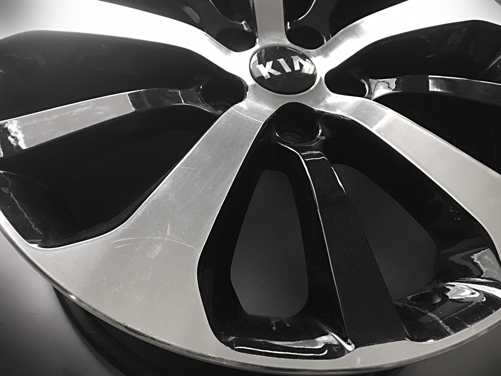 hyundai kia oem 18 inch alloy rims for sale