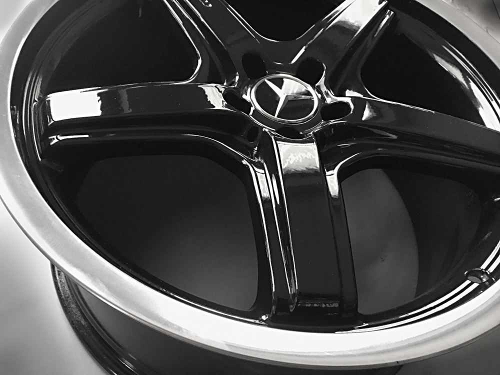 Mercedes ML 21 inch oem rims for sale