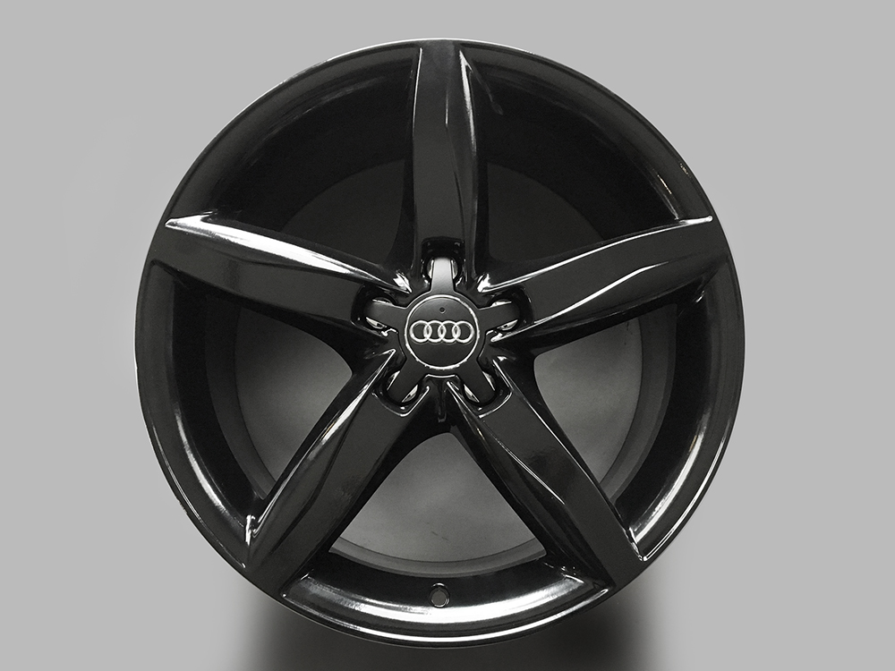 Audi VW original alloy rims 18