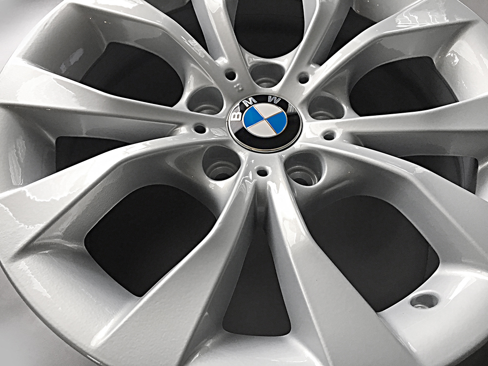 bmw x3 original silver rims for sale