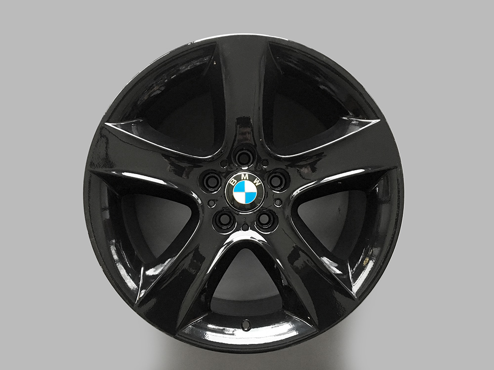 bmw 19 inch black rims for sale