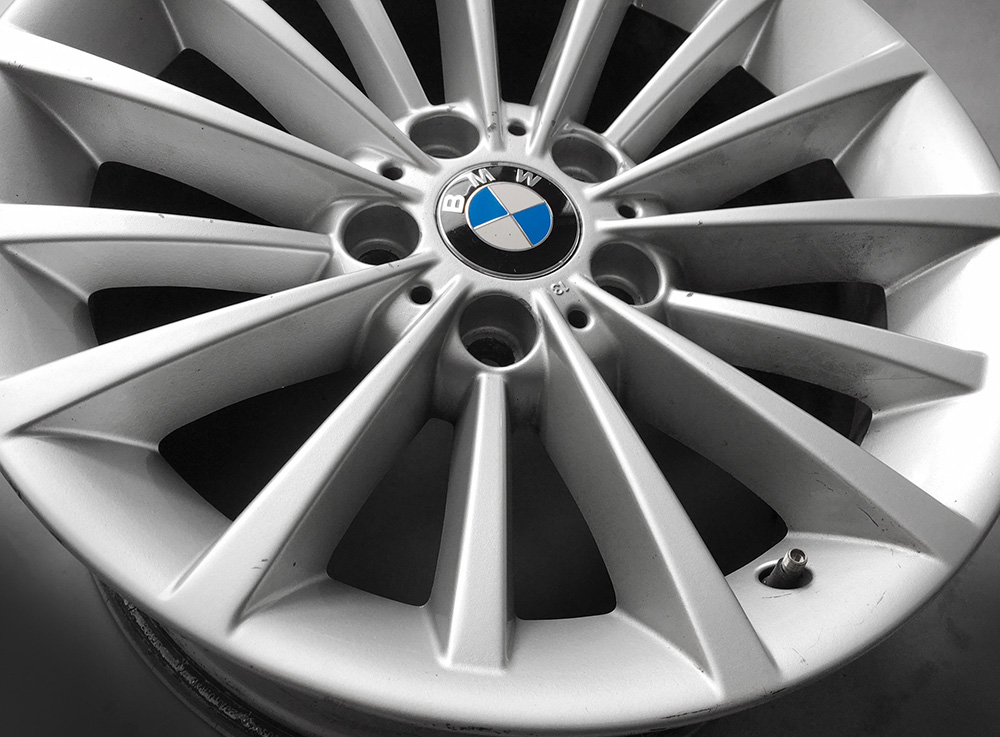 bmw 3-series oem 17inch rims for sale