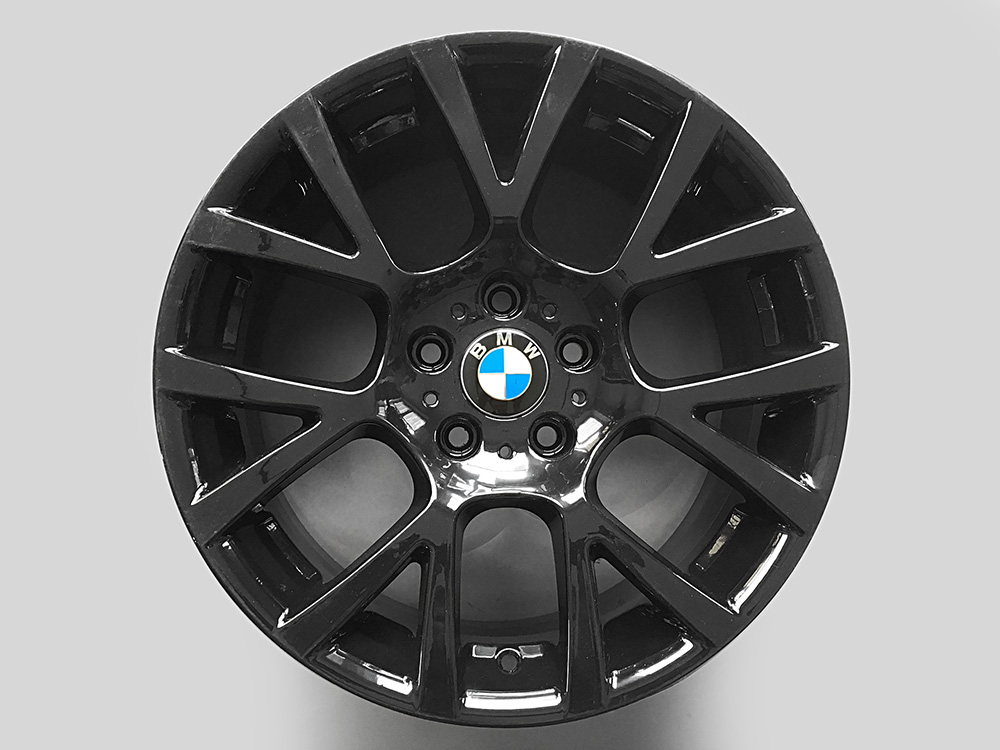 bmw 5-series oem 18 inch rims for sale