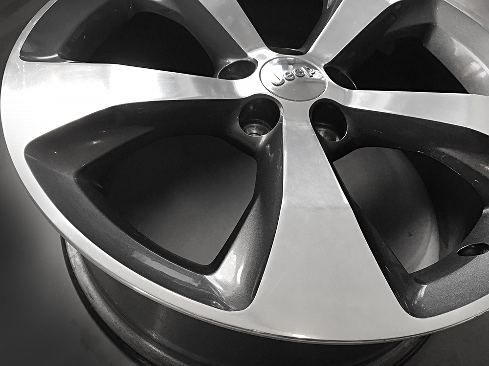 jeep cherokee 5x110mm oem rims