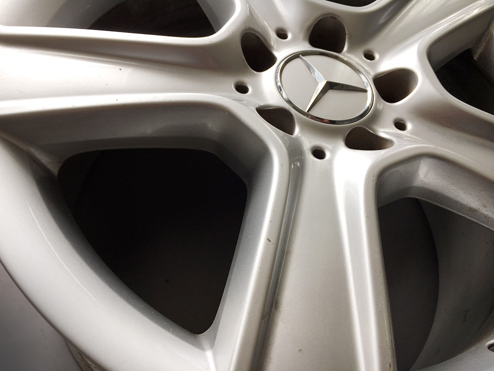 mercedes c-class oem rims for sale 17""