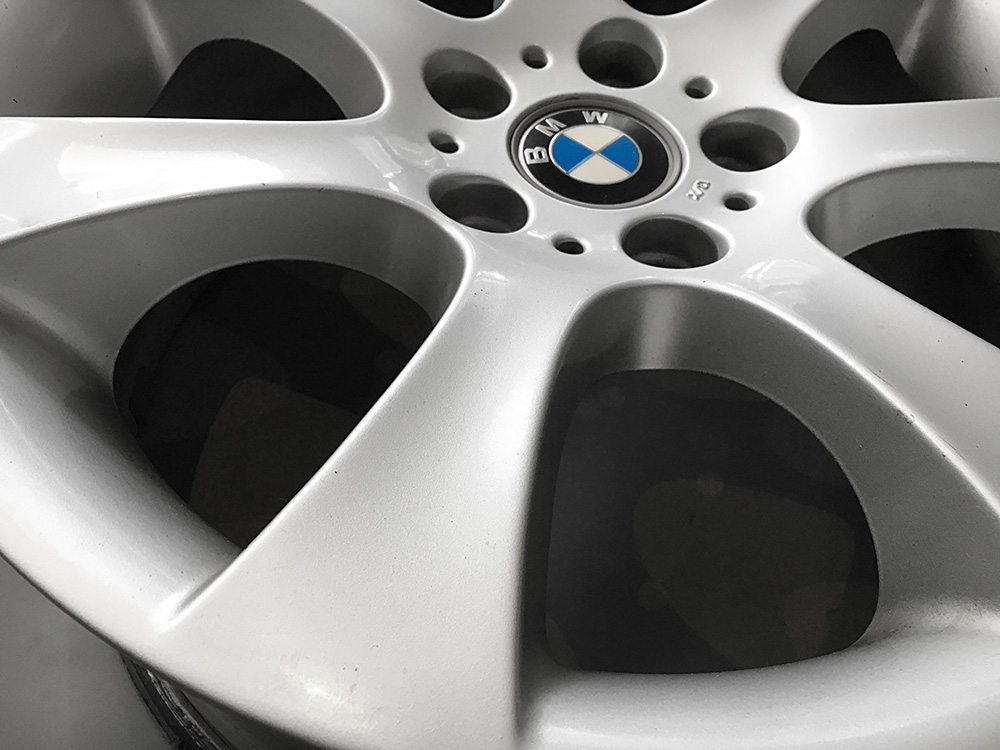 bmw oem 5-series 18 inch rims