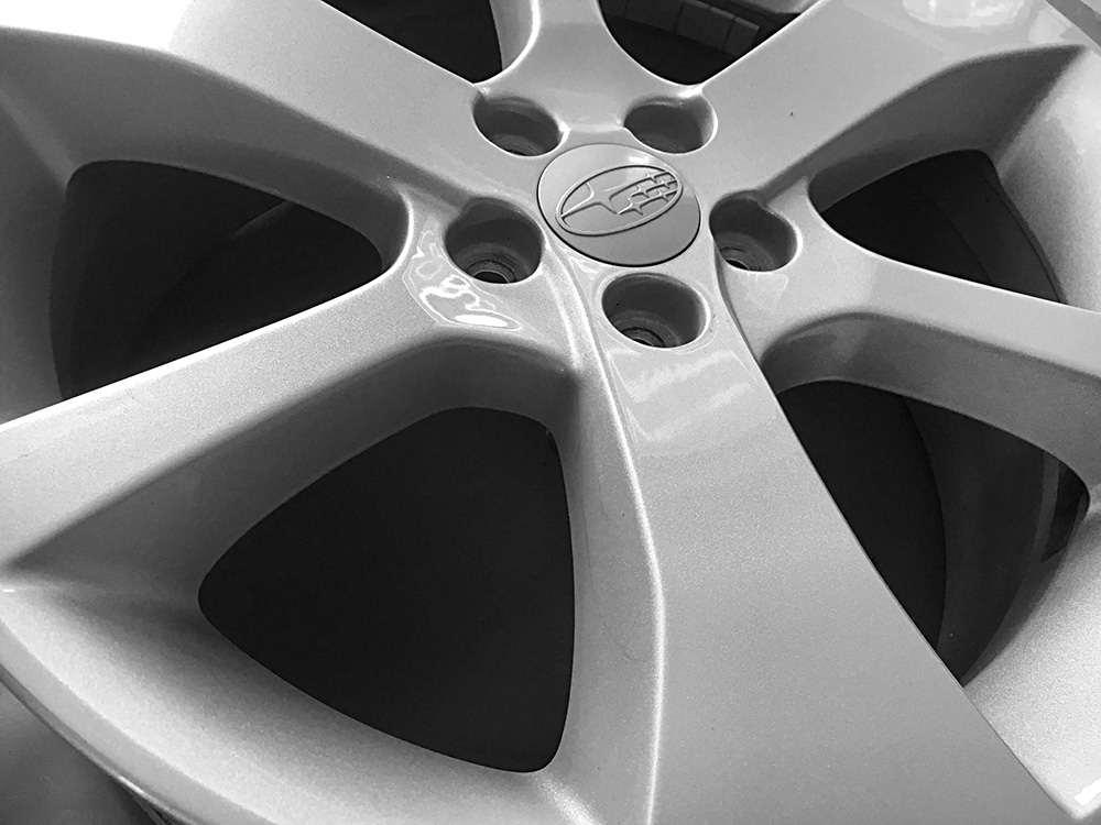 Subaru oem 17inch rims for sale
